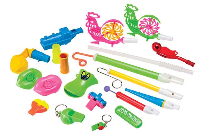 Whistle Kit Sensory Star Store