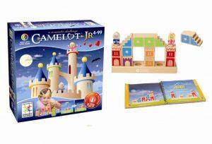 Camelot JR Logic Puzzle