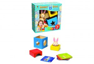Bunny Peek a Boo Game
