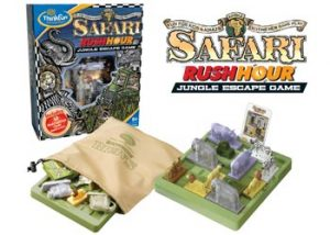 Safari Rush Hour