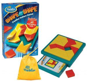 Shape By Shape Creative Game