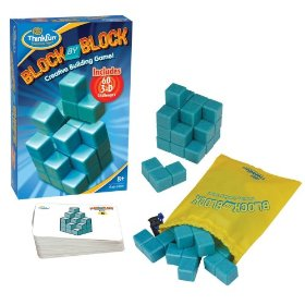 Block By Block Building Game