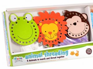 Animal Threading Game