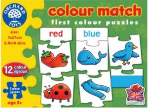 Colour Match Puzzle