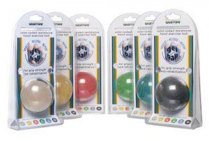 hand strengthening balls