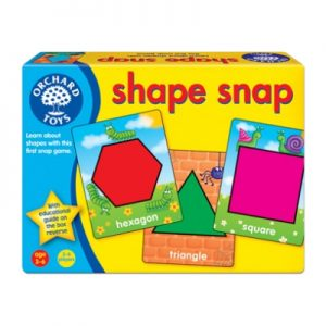 shape and colour matching