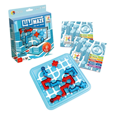 Smart Games – city maze